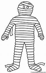 Mummy Coloring Halloween Pages Mummies Printable Template Coffin Drawing Face Egyptian Sketch Templates Scary Getcoloringpages Clipartmag Bigactivities sketch template