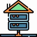 Warehouse Icon Icons Dados Modelagem Fazer Engineering