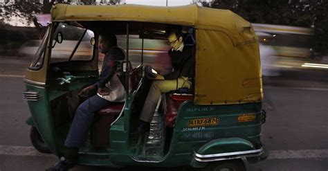 Uber Now Offers Auto Rickshaw Service In India