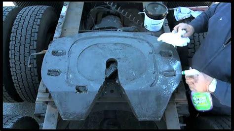 fifth wheel grease trucks greasing gx