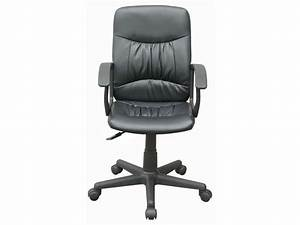 Conforama Chaise Bureau : fauteuil de bureau mario coloris noir vente de fauteuil de bureau conforama ~ Teatrodelosmanantiales.com Idées de Décoration