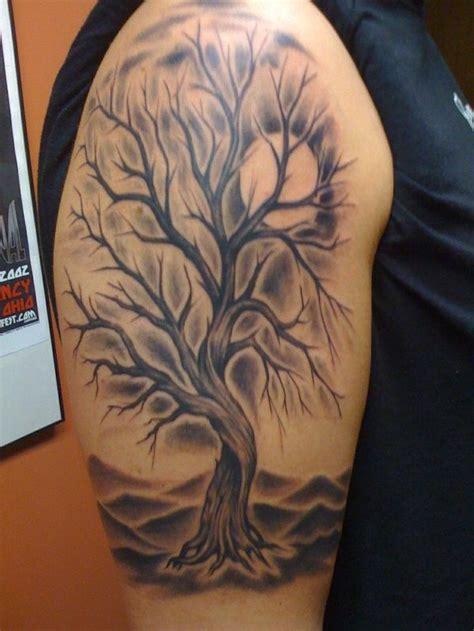 tree sleeve tattoo designs ideas  meaning tattoos