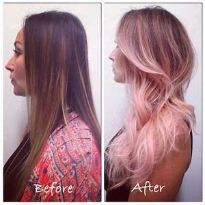 Pastel pink Ombre .... From Drab to Fab!!! | Yelp