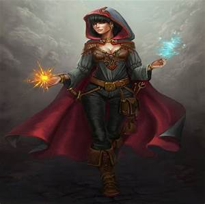 Young Mage - Fantasy & Abstract Background Wallpapers on ...