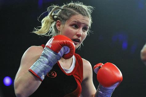French Female Boxer Angelique Duchemin Dies At 26