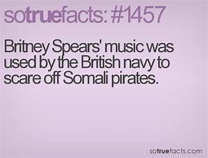 Britney Spears' music was used by the British navy to ...