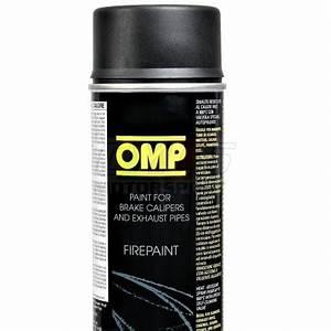 Radiateur Haute Température : bombe haute temperature 800c omp noir ~ Melissatoandfro.com Idées de Décoration