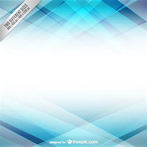 Abstract Blue Shapes Background by Abstract Background With Light Blue Shapes Vector Free