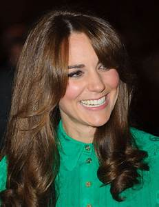 Kate Middleton Shows Off New Hair Style at the Natural ...
