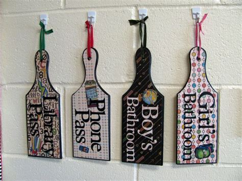 Bathroom Pass Ideas For High School by 1000 Ideas About Pass On