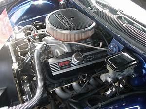 Chevrolet L18  U0026 Big-block Engine