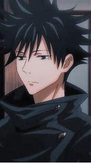 MEGUMI FUSHIGURO ICON ⌟ in 2021   Aesthetic anime, Jujutsu ...