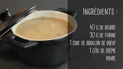tour de comment faire une sauce au poivre
