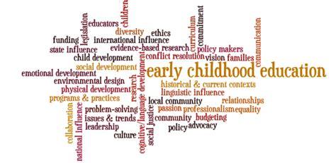 history  early childhood education  australia