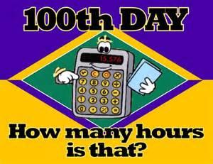 fun day school sign calculator words hours