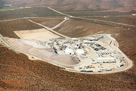 Yucca Mountain Nuclear Waste Repository, Nevada - Bechtel
