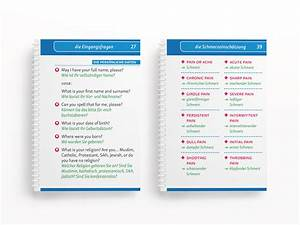English For Nurses Basics  Pocket Guide  For German Speaking Countries