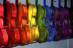 colorful instruments | Rainbow | Happy colors, Colours, Color