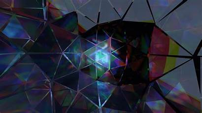 3d Rainbow Giphy Abstract Trippy Triangles Animated