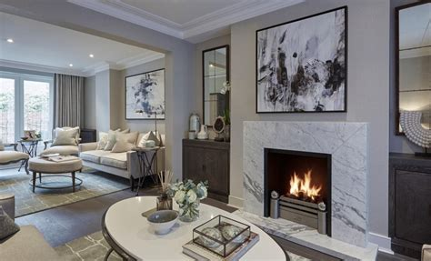 Sophie M Home Interiors : A Chelsea Pied A Tierre By Sophie Paterson