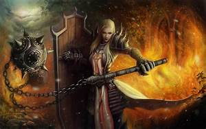 Diablo Iii Crusader Voice Actor images