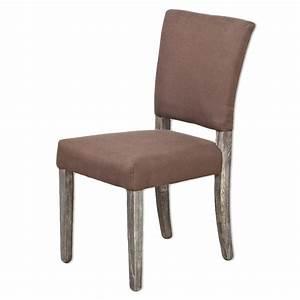Stühle Mit Stoffbezug : stuhl new retro mit stoffbezug seal brown 6319 ~ Markanthonyermac.com Haus und Dekorationen