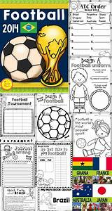 World Cup Football Classroom Printables Pack Celebrate the ...