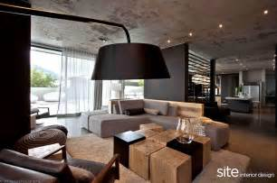interior designs of home dramatic modern house by site interior design decoholic
