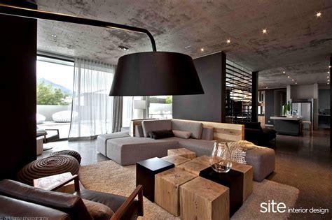 contemporary home interior designs dramatic modern house by site interior design decoholic