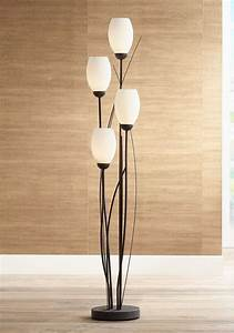 2017 decor trends 5 floor lamps that transform your house for Your zone floor lamp replacement shades