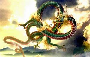 China Talk: Chinese Dragon