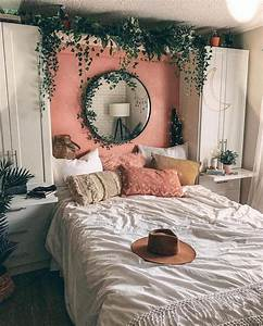52, Warm, And, Romantic, Bedroom, Bed, Decoration, Ideas, With