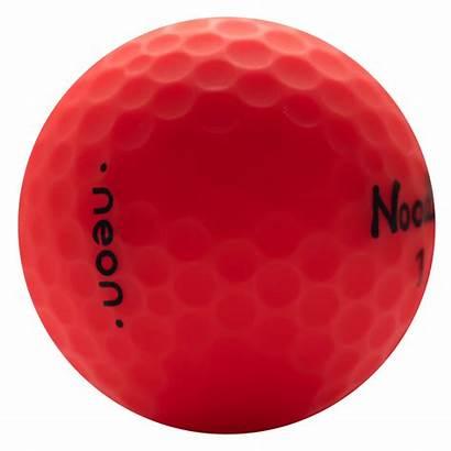 Noodle Neon Balls Golf Matte Dozen Mix