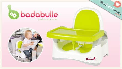 rehausseur de chaise cora rehausseur badabulle trendyyy com