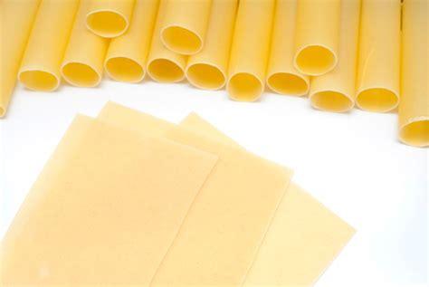 cannelloni  lasagne pasta  stock image