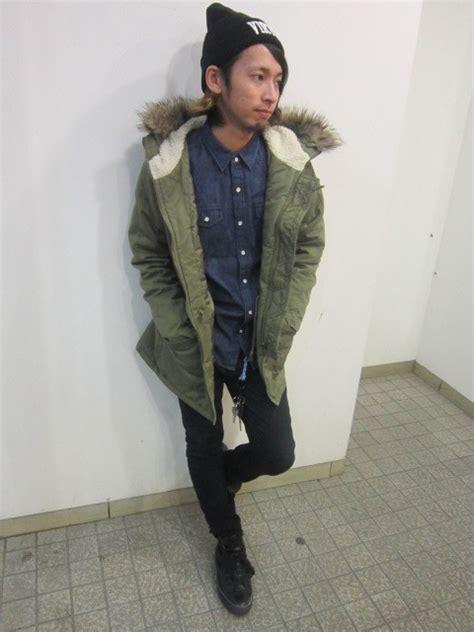The In 3b by 秋冬ファッション先取り N 3bの着こなし カラブロ2