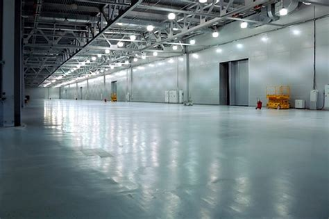 factory floor scs cleaning floor finishing