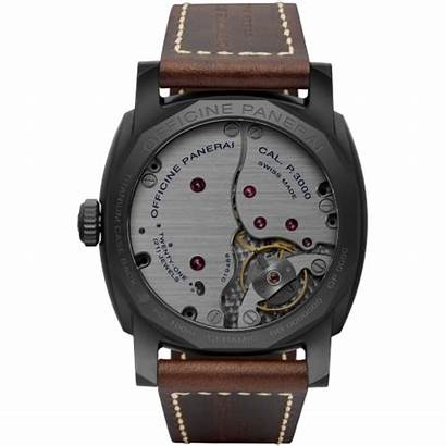 Panerai Radiomir Audemars Piguet Leather 48mm Ceramica