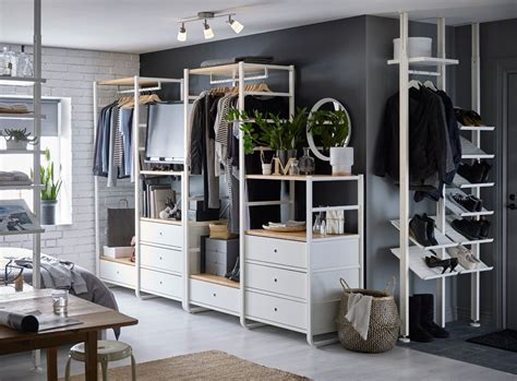 Ordnung Im Schlafzimmer by Ordnung Im Schlafzimmer Und Kleiderschrank Mit Ikea