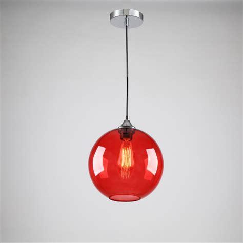 round glass pendant light new modern glass pendant l ceiling light fixture