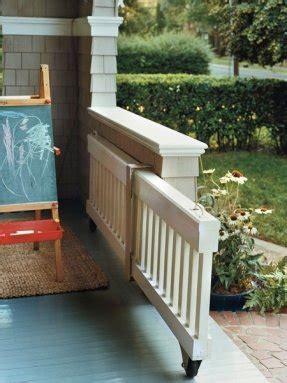 front porch pets deck gates for pets foter