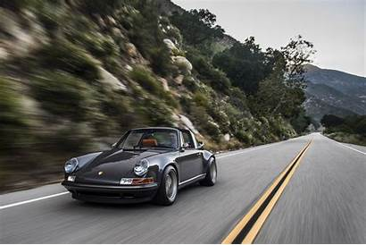 Porsche Singer Targa 911 Carrera Desktop Wallpapers