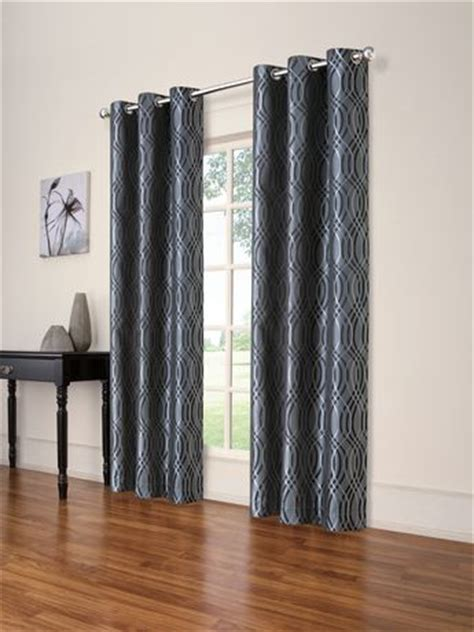 walmart eclipse grommet curtains eclipse tremont thermaback grommet panel walmart ca