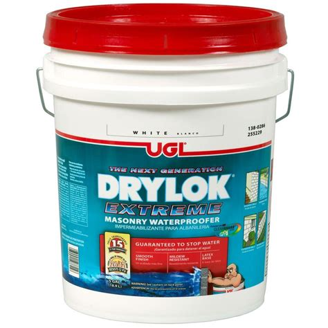 Drylok Floor Paint Home Depot by Drylok The Home Depot
