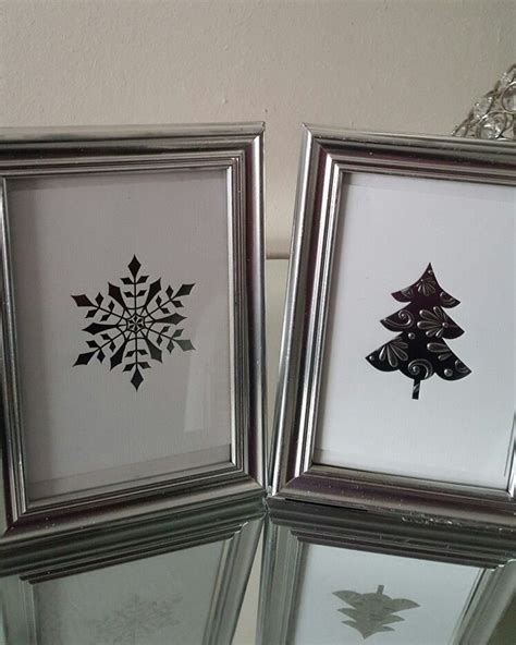 1400+ cool, unique personalized christmas cards w/ photos. I bought frames from dollar tree and Christmas cards from Michael's and I framed them . Keiko's ...