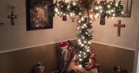 Christmas Tree Cross For Christmas Cool Bathroom Light Fixtures Kitchen Dining Lighting Best Solar Landscape Bedroom Reading Heater Vent Fan Shabby Chic Changing Orlando Fl