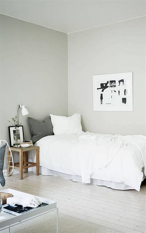 Minimalist Bedroom Ideas For Small Rooms by Small Home In Green Grey Minimalist Living Apartment