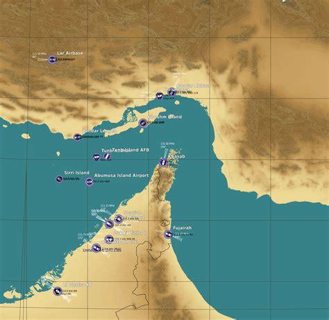 dcs strait  hormuz map flight sims mudspike forums