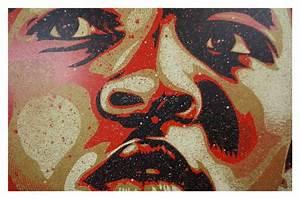 Muhammad Ali Leinwand : urban art 24 galerie muhammad ali ~ Whattoseeinmadrid.com Haus und Dekorationen