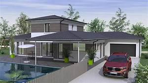 construire sa maison individuelle maison moderne With construire sa maison com